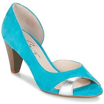 Čevlji  Ženske Sandali & Odprti čevlji Betty London IMIMI Modra