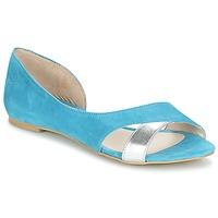 Čevlji  Ženske Sandali & Odprti čevlji Betty London GRETAZ Modra