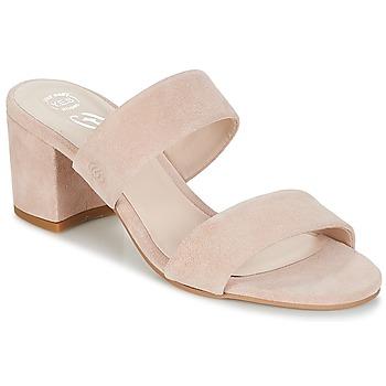 Čevlji  Ženske Natikači Betty London INALO Nude