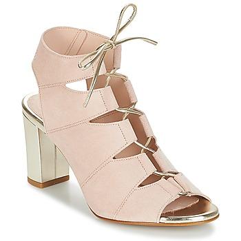 Čevlji  Ženske Sandali & Odprti čevlji Betty London INALU Rožnata
