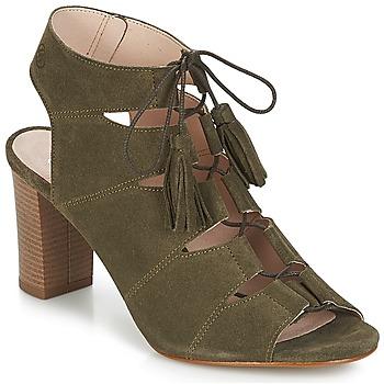 Čevlji  Ženske Sandali & Odprti čevlji Betty London EVENE Kaki