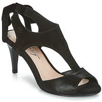 Čevlji  Ženske Sandali & Odprti čevlji Betty London INILAVE Črna