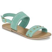 Čevlji  Ženske Sandali & Odprti čevlji Betty London IKARI Modra