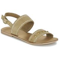 Čevlji  Ženske Sandali & Odprti čevlji Betty London IKARI Bež