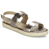 Čevlji  Ženske Sandali & Odprti čevlji Betty London IKARO Srebrna