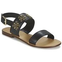 Čevlji  Ženske Sandali & Odprti čevlji Betty London IKIMI Črna