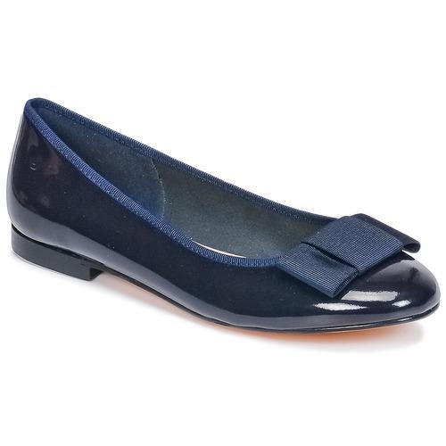 Čevlji  Ženske Balerinke Betty London FLORETTE Modra
