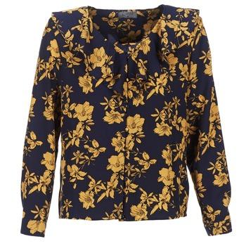 Oblačila Ženske Topi & Bluze Casual Attitude IDAFIL Modra