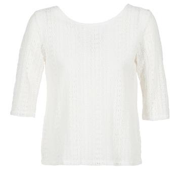 Oblačila Ženske Topi & Bluze Betty London INNATI Bela