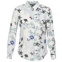 Oblačila Ženske Srajce & Bluze Tommy Hilfiger MIRAN-SHIRT-LS Bela