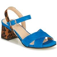 Čevlji  Ženske Sandali & Odprti čevlji Fericelli IMOLGA Modra