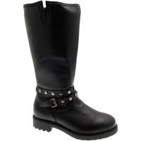 Čevlji  Ženske Mestni škornji    Calzaturificio Loren LOC3748ne nero