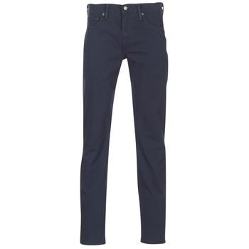 Oblačila Moški Hlače s 5 žepi Levi's 511™ SLIM FIT Nightwatch / Modrá / Bi-str