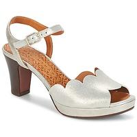 Čevlji  Ženske Sandali & Odprti čevlji Chie Mihara UNDIA Srebrna