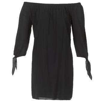 Oblačila Ženske Kratke obleke Les Petites Bombes ARIN Črna