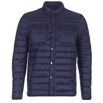 Oblačila Moški Puhovke Schott NIELS Modra