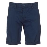 Oblačila Moški Kratke hlače & Bermuda Teddy Smith SHORT CHINO Modra