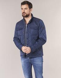 Oblačila Moški Jakne Teddy Smith BOLVO Modra