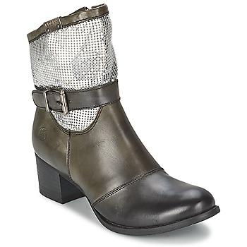 Čevlji  Ženske Gležnjarji Kdopa PENY Črna