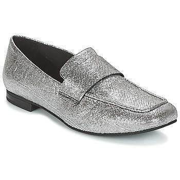Čevlji  Ženske Mokasini Vagabond Shoemakers EVELYN Siva
