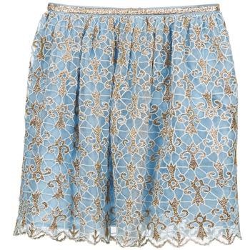 Oblačila Ženske Krila Manoush ARABESQUE Modra / Zlata