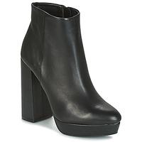 Čevlji  Ženske Gležnjarji Buffalo  Črna