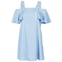 Oblačila Ženske Kratke obleke Guess RACUNO Modra