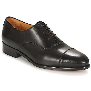 Čevlji  Moški Čevlji Richelieu Brett & Sons FENOZEO Črna