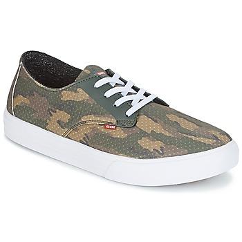 Čevlji  Moški Skate čevlji Globe Motley LYT Zelena