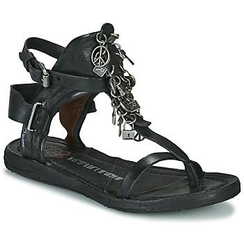 Čevlji  Ženske Sandali & Odprti čevlji Airstep / A.S.98 RAMOS Črna