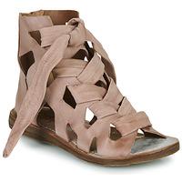 Čevlji  Ženske Sandali & Odprti čevlji Airstep / A.S.98 RAMOS Rožnata