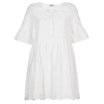 Oblačila Ženske Kratke obleke Betty London INNATU Bela