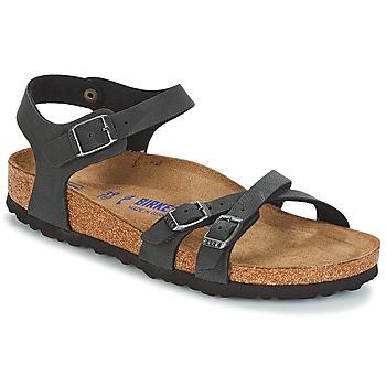 Čevlji  Ženske Sandali & Odprti čevlji Birkenstock KUMBA SFB Črna