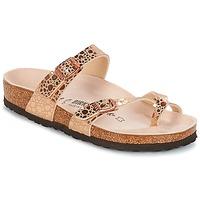 Čevlji  Ženske Japonke Birkenstock MAYARI Rožnata