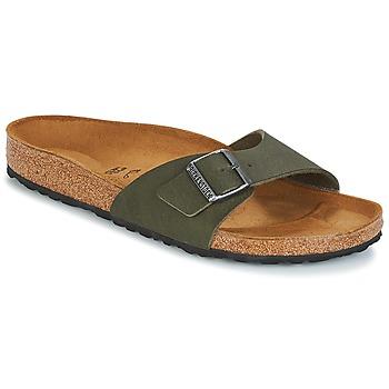 Čevlji  Moški Natikači Birkenstock MADRID Zelena