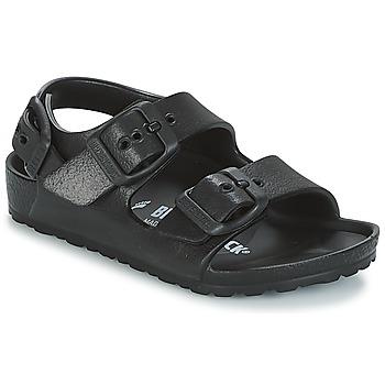 Čevlji  Otroci Sandali & Odprti čevlji Birkenstock MILANO-EVA Črna