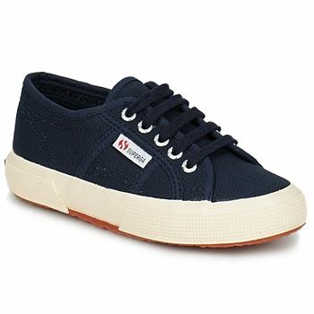 Čevlji  Otroci Nizke superge Superga 2750 J COT CLASSIC Modra
