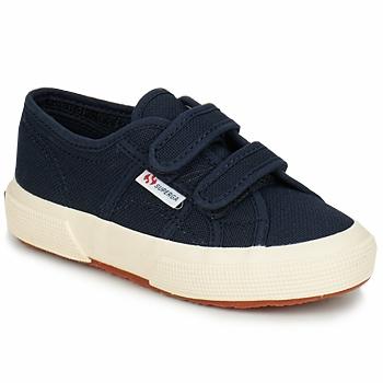Čevlji  Otroci Nizke superge Superga 2750 STRAP Modra