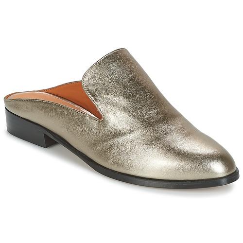 Čevlji  Ženske Natikači Robert Clergerie COULIPAID Srebrna