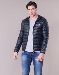 Oblačila Moški Puhovke Emporio Armani EA7 CORE ID 8NPB02 Modra