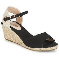Čevlji  Ženske Sandali & Odprti čevlji Spot on BONDER Črna