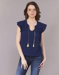 Oblačila Ženske Topi & Bluze Betty London INNATIMBA Modra