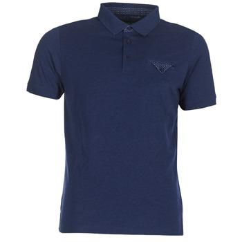 Oblačila Moški Polo majice kratki rokavi Casual Attitude ITATATO Modra