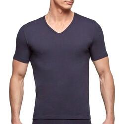 Oblačila Moški Majice s kratkimi rokavi Impetus GO31024 039 Modra
