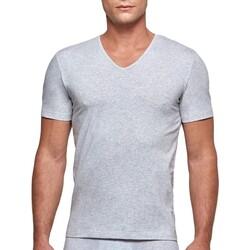 Oblačila Moški Majice s kratkimi rokavi Impetus GO31024 073 Siva