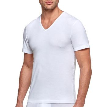 Oblačila Moški Majice s kratkimi rokavi Impetus GO31024 26C Bela