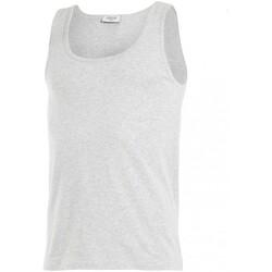 Oblačila Moški Majice brez rokavov Impetus GO30024 073 Siva