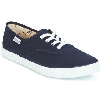 Čevlji  Nizke superge Victoria INGLESA LONA Modra