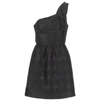 Oblačila Ženske Kratke obleke Naf Naf ECLAIR Črna