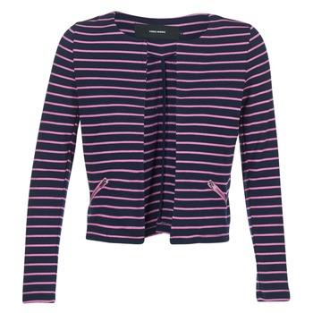 Oblačila Ženske Jakne & Blazerji Vero Moda VMULA Rožnata